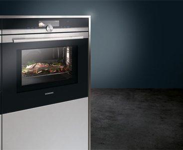 Siemens Fırınlar, Siemens Buharlı Fırınlar, Siemens Ocaklar, Siemens Davlumbazlar ve Aspiratörler, Siemens Tost Makineleri