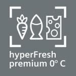 Siemens Buzdolabı hyperFresh premium