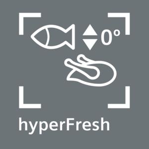 Siemens Buzdolabı hyperFresh