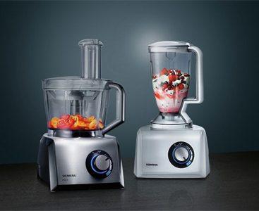 Siemens El Blenderleri, Siemens Mutfak Robotları, Siemens Ekmek Kızartma Makineleri