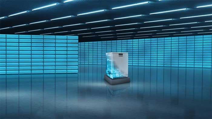 iSensoric Bulaşık Makinesi, Siemens iSensoric, Siemens Beyaz Eşya