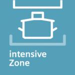 Siemens iSensoric Bulaşık Makinesi, Siemens intensive zone, Siemens isensoric