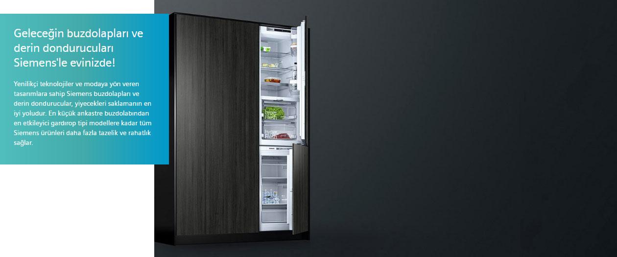 Siemens Buzdolapları, Siemens Buzdolabı, Siemens Derin Dondurucu, Siemens Beyaz Eşya, Buzdolabı, Konya Siemens, Siemens Konya, Siemens Ankastre